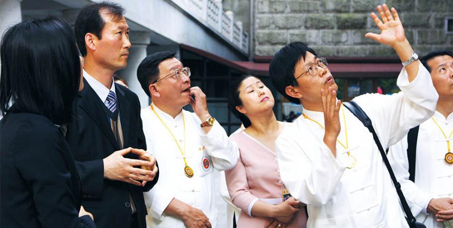 대만의 종교는 대순진리회의 발전을 거울로 삼아야 할 것